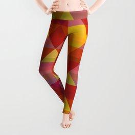 Geometric Salsa Leggings