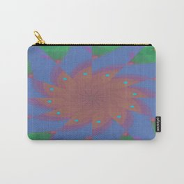 Omen of Brilliance Abstract - Carry-All Pouch