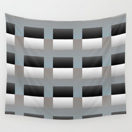 Rectilinear Wall Tapestry