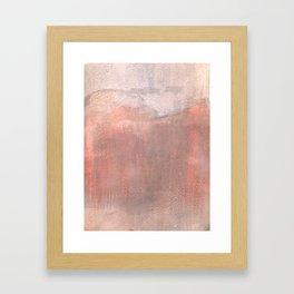 Distressed 4 Framed Art Print
