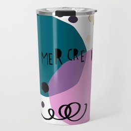 Mercredi Travel Mug