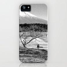 mt fuji Slim Case iPhone (5, 5s)