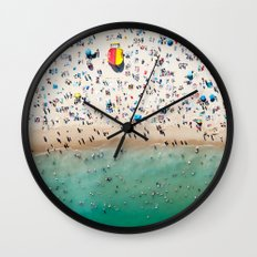 Bondi Rescue Wall Clock