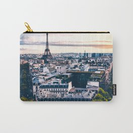 Paris City Carry-All Pouch
