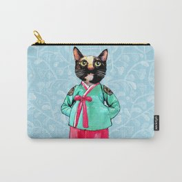 Jade and Pearl Carry-All Pouch