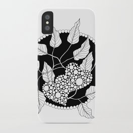 Hearts Connected iPhone Case