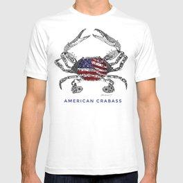 American Crabass T-shirt