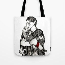 Letter from Varric Tote Bag