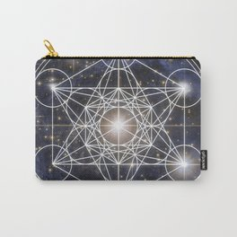 Galaxy poster Carry-All Pouch