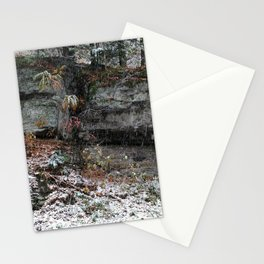 A Fall Day in New England Stationery Cards