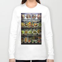 ramen Long Sleeve T-shirts featuring Ramen choices. by Oyl Miller