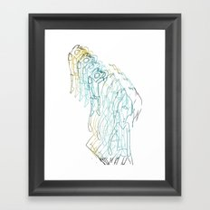 Finn's Dream Framed Art Print
