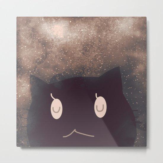 cat-14 Metal Print