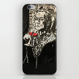 Vampire King iPhone Skin