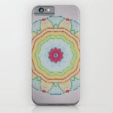 Mosaic Mandala Slim Case iPhone 6s