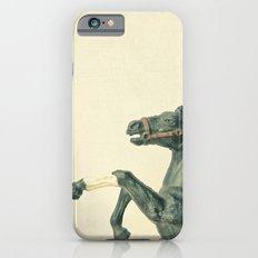 The Black Horse Slim Case iPhone 6s