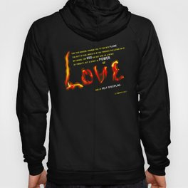 Love's Flame Hoody