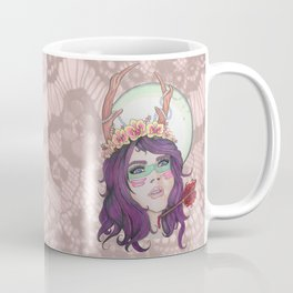 Huntress Hunted Coffee Mug