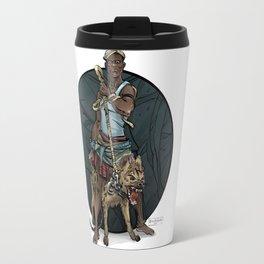 African Thug Travel Mug