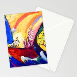 Wassily Kandinsky Troika Stationery Cards