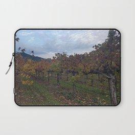 Vineyard in Autumn Laptop Sleeve
