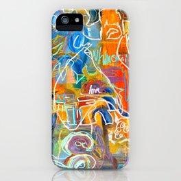 A Heart for Your Memoir iPhone Case