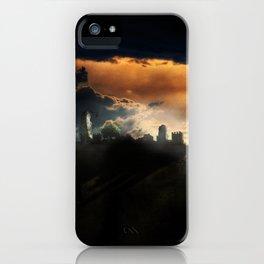 Zou Island iPhone Case