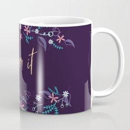 Consarn it! Coffee Mug