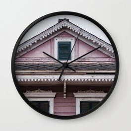 Windows Trio Wall Clock