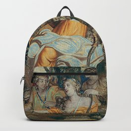 Classical Tapestry design Backpack
