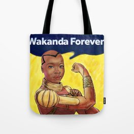 Wakanda Forever Tote Bag