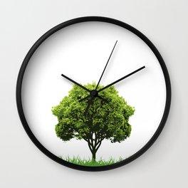 grassland Wall Clock