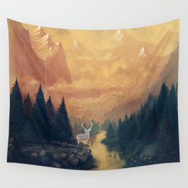 Ancient Spirit Wall Tapestry
