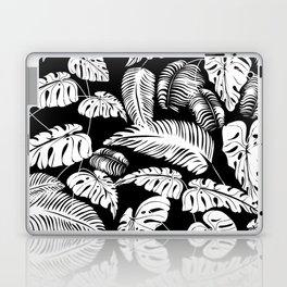 Tropical leaves pattern Laptop & iPad Skin