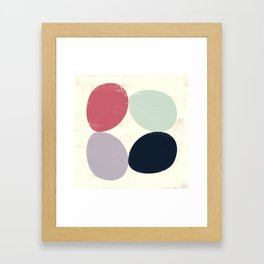 Fluid II Framed Art Print