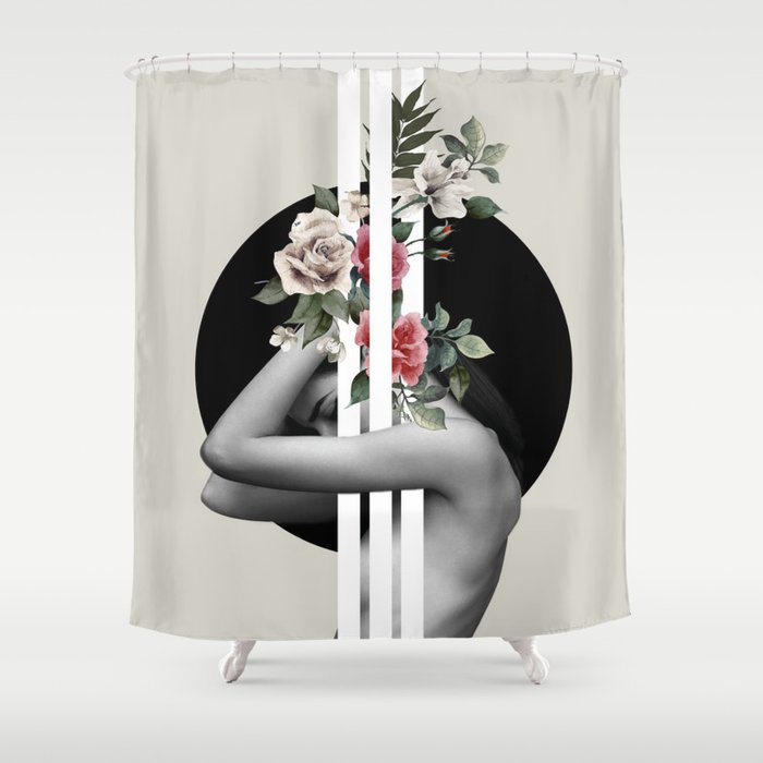 SPRING Shower Curtain By Dada22