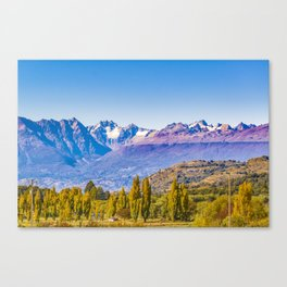 Patagonia Landscape, Aysen, Chile Canvas Print