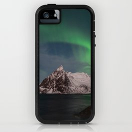 Luck & Patience in the Arctic iPhone Case