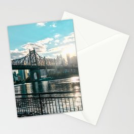 Blue Sunshine  Stationery Cards