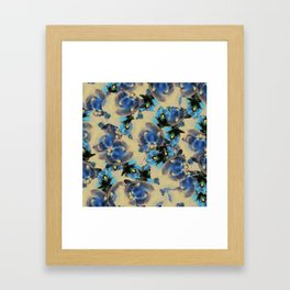 Jokker Rockey Framed Art Print