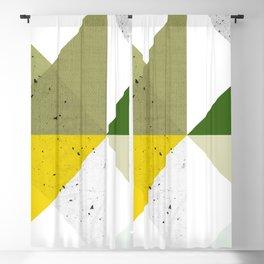 Modern Geometric 19/4 Blackout Curtain