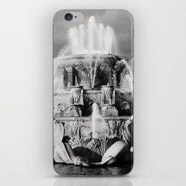 Chicago's Buckingham Fountain iPhone Skin