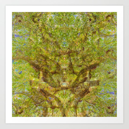 Friday 12 April 2013: mitigated heavily, mustered notion, nor more heard Art Print