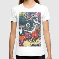deadmau5 T-shirts featuring Mickey Mau5 by Matt Pecson