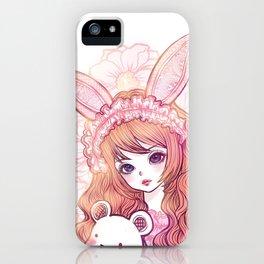 bunbunjii *GirlsCollection* iPhone Case