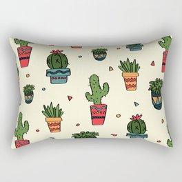 Fiesta Plants Rectangular Pillow
