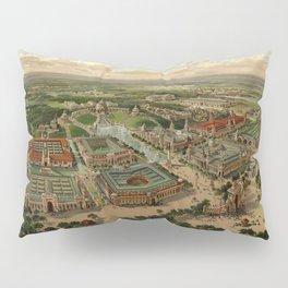 St. Louis Worlds Fair 1904 Pillow Sham