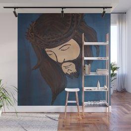 Jesus Loves Me Wall Mural