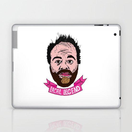 Local Legend Laptop & iPad Skin