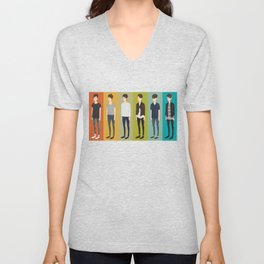 Tegan and Sara: Sara collection Unisex V-Neck